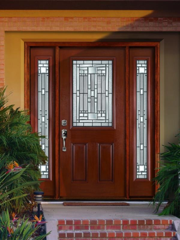 Masonite Fiberglass Doors Products Woodbury Supply